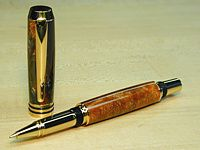 24k Gold Tycoon Rollerball